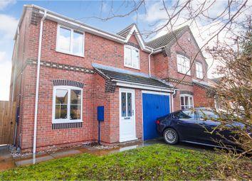 Thumbnail 3 bed semi-detached house for sale in Norwich Drive, Bracebridge Heath