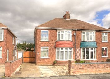 Thumbnail 3 bedroom semi-detached house for sale in Lloyds Avenue, Scunthorpe, North Lincolnshire