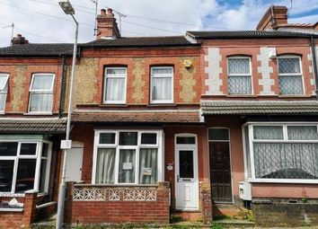 Thumbnail 2 bed terraced house for sale in Talbot Road, Luton, Bedfordshire