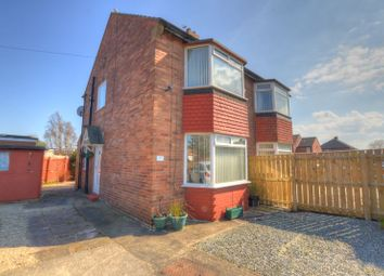 Thumbnail 2 bedroom semi-detached house for sale in Southway, Newcastle Upon Tyne