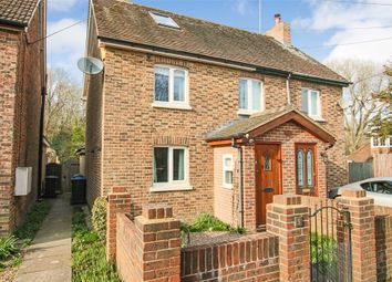 Thumbnail 3 bed semi-detached house for sale in Snow Hill, Crawley Down, West Sussex