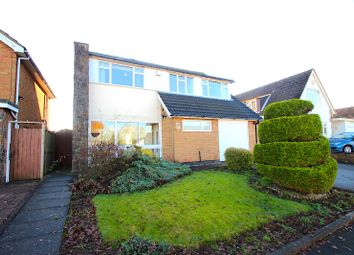 Thumbnail 4 bed detached house for sale in Barry Drive, Kirby Muxloe, Leicester