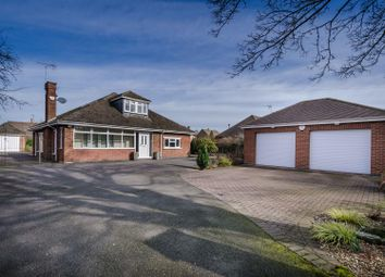 Thumbnail 3 bed detached house for sale in Sketchley Lane, Burbage, Hinckley
