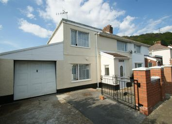 Thumbnail 4 bed semi-detached house for sale in Mayberry Road, Baglan, Port Talbot
