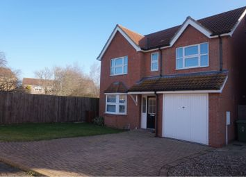 Thumbnail 4 bedroom detached house to rent in Berkeley Court, Grimsby
