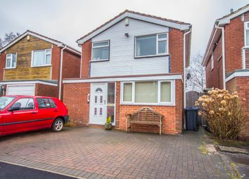 Thumbnail 3 bed detached house to rent in Greenside, Harborne