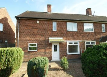 Thumbnail 3 bed semi-detached house to rent in Hanslope Crescent, Nottingham