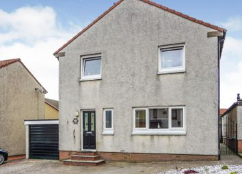 Thumbnail 3 bed detached house for sale in Bankton Park West, Livingston