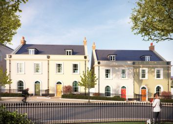 Thumbnail 4 bedroom semi-detached house for sale in Hayward Road, Poundbury, Dorchester