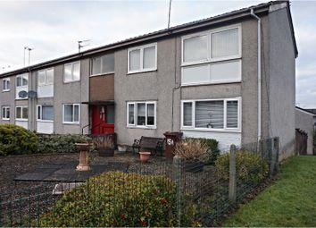 Thumbnail 1 bed flat for sale in Walker Drive, Johnstone