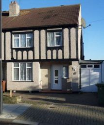 Thumbnail 5 bed semi-detached house for sale in Carlton Avenue, Kenton, Middlesex