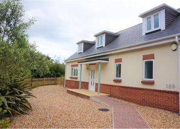 Thumbnail 3 bed detached house for sale in Wareham Road, Lytchett Matravers