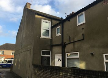 Thumbnail 1 bedroom flat for sale in Mulgrave Street, Scunthorpe