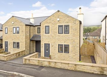 Thumbnail 4 bed semi-detached house for sale in Moor Lane, Addingham, Ilkley