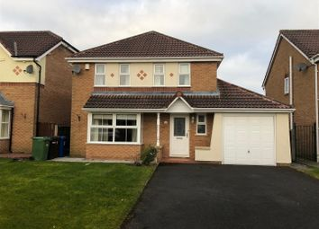 Thumbnail 4 bed detached house to rent in Wilsham Road, Orrell, Wigan