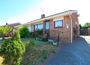 Thumbnail 2 bed semi-detached bungalow for sale in Swallow Avenue, Seasalter, Whitstable