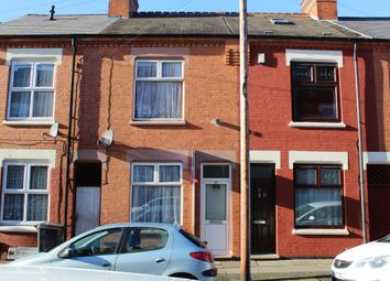 Thumbnail 3 bed terraced house for sale in Haddon Street, Highfields, Leicester