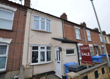 Thumbnail 3 bed terraced house for sale in Silver Street, Norwich