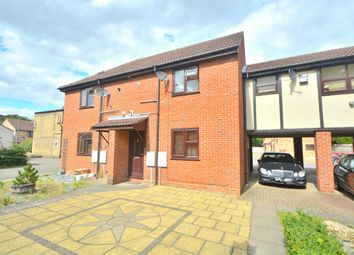 Thumbnail 2 bed terraced house for sale in Mortimer Row, Somersham, Huntingdon, Cambridgeshire