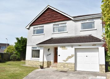 Thumbnail 4 bed detached house for sale in Sunways, Bryntirion Close, Bridgend.