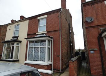 Thumbnail 3 bed semi-detached house to rent in York Road, Long Eaton, Nottingham