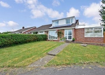 Thumbnail 4 bed semi-detached bungalow for sale in Nevill Road, Uckfield, East Sussex