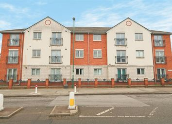 Thumbnail 2 bed flat for sale in Flat 18 Highland Court Scotland Road, Basford, Nottingham
