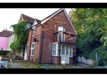 Thumbnail 2 bed flat to rent in Bar End Road, Winchester