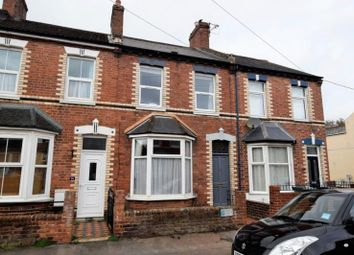 Thumbnail 3 bed terraced house to rent in Brunswick Street, St. Thomas, Exeter