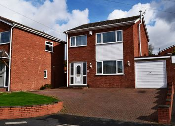Thumbnail 3 bedroom detached house for sale in Henley Drive, Trench, Telford, Shropshire