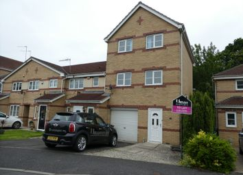 Thumbnail 3 bedroom terraced house to rent in Pinderfield Close, Hull, St Bartholomews Way, Hull