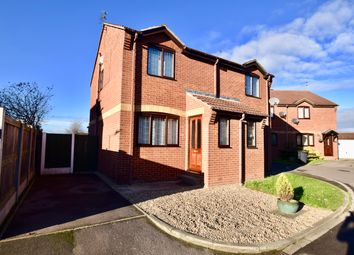 Thumbnail 2 bed semi-detached house for sale in Millside Court, Bentley, Doncaster