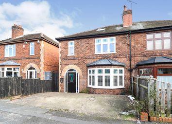 Thumbnail 4 bed semi-detached house for sale in Margaret Avenue, Ilkeston