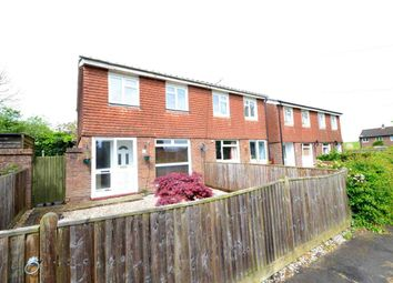 Thumbnail 3 bed property for sale in The Crossways, Stone Cross, East Sussex