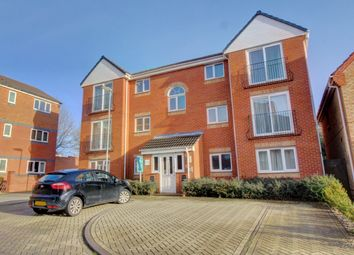 Thumbnail 2 bed flat for sale in Peel Drive, Wilnecote, Tamworth