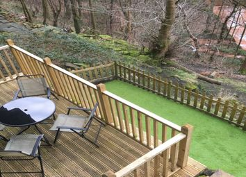 Thumbnail 4 bed terraced house for sale in Mearhouse Terrace, Jackson Bridge, Holmfirth