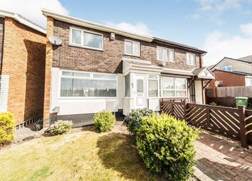 Thumbnail 3 bed semi-detached house for sale in Bowness Street, Sunderland