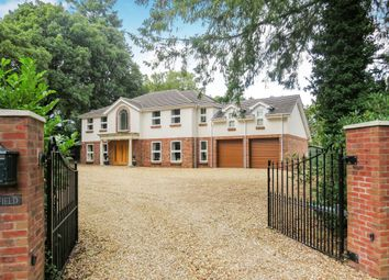 Thumbnail 5 bedroom detached house for sale in Woodland Walk, Ferndown