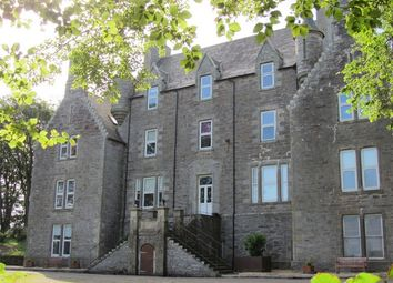 Thumbnail 2 bed flat to rent in Flat 14 Braal Castle, Halkirk, Caithness