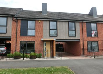 Thumbnail 3 bed town house for sale in Hidcote Grove, Sheldon, Birmingham