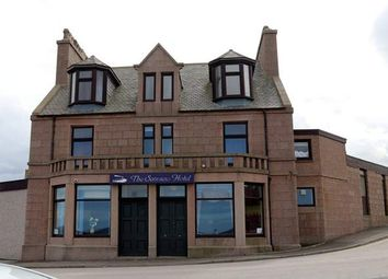Thumbnail Leisure/hospitality for sale in Seaview Road, Boddam, Peterhead