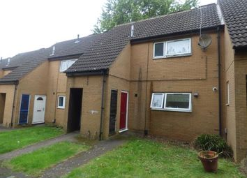 Thumbnail 1 bed maisonette for sale in Littlewood Close, Spencer, Northampton, Northamptonshire