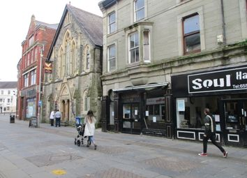 Thumbnail Retail premises to let in 3 Storey Shop & Premises, 24 Wydham Street, Bridgend