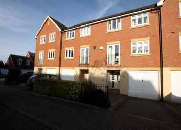 Thumbnail 4 bedroom terraced house to rent in Lauriston Park, The Park, Cheltenham