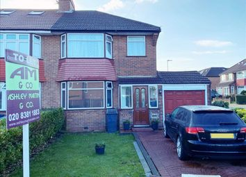 Thumbnail Semi-detached house to rent in Northolme Gardens, Edgware