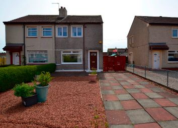 Thumbnail 2 bed semi-detached house to rent in Mayfield Road, Saltcoats, North Ayrshire
