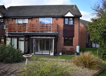 Thumbnail 2 bed flat for sale in The Limes, London Road, Halesworth
