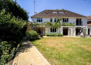 Thumbnail 6 bed property to rent in Brooklands Road, Weybridge