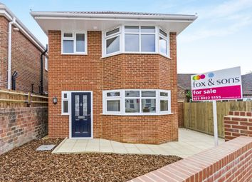 Thumbnail 3 bedroom detached house for sale in Westridge Road, Portswood, Southampton
