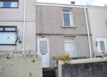 Thumbnail 2 bedroom terraced house for sale in Jones Terrace, Mount Pleasant, Swansea